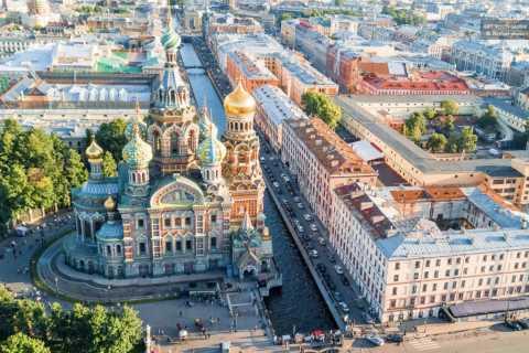 St. Petersburg: 8-Hour Grand Tour