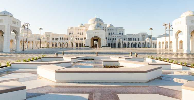 Abu Dhabi: Top Attractions Tickets
