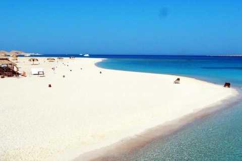 Hurghada: tour dell'isola di Giftun con snorkeling e pranzo