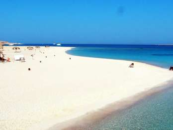 Ab Hurghada: Giftun Island - Schnorcheltour & Mittagessen
