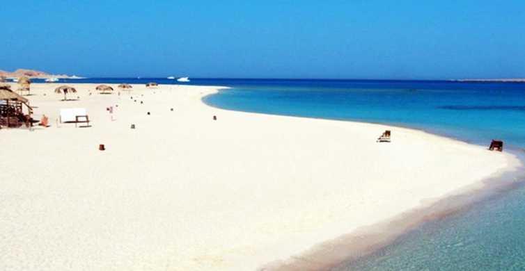Hurghada: Giftun Island Snorkeling Trip with Lunch