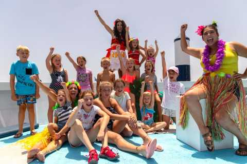 Lanzarote: Family Themed Princess and Pirates Boat Trip