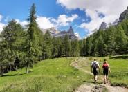 Bozen: Private Ganztageswanderung durch die Dolomiten