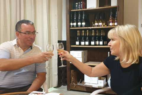 Champagne: Honeymoon or Anniversary Celebration Private Tour