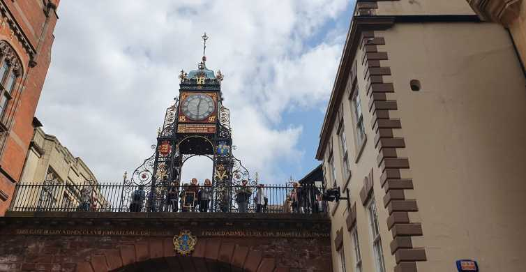 From Liverpool: Chester Sightseeing Half-Day Shore Excursion