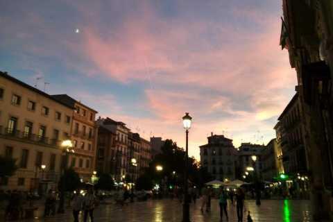 Granada: Night Viewpoints Tour at the Illuminated Alhambra