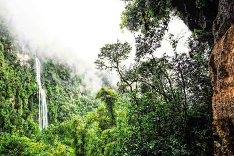 From Bogota: Chorrera & Chiflon Waterfalls Private Tour