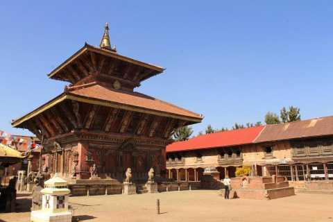 Kathmandu: Full-Day Changu Narayan Nagarkot Hiking Tour