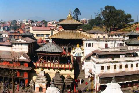 Kathmandu Valley: UNESCO World Heritage Sites Day Tour