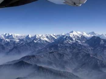 Ab Kathmandu: Flug zum Mount Everest