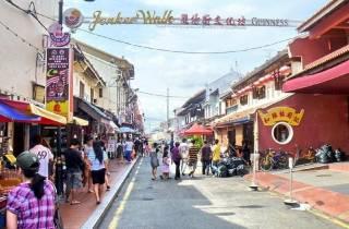Ab Singapur: Historische Tagestour nach Malakka