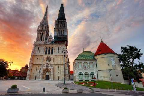Zagreb: Old and New Town City Tour