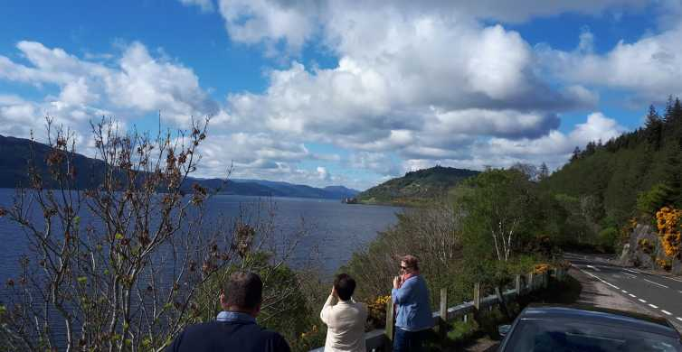 From Aberdeen: Loch Ness, Inverness and the Highlands Tour