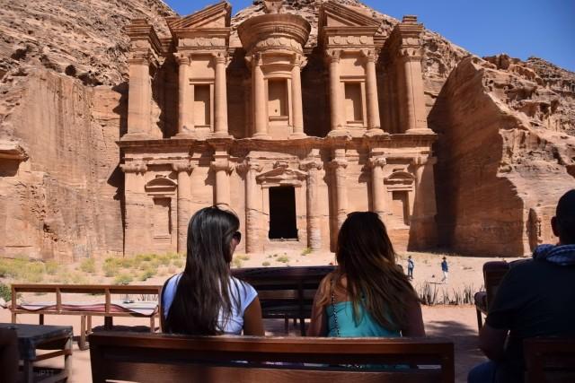 2- Dag Petra Overnight Tour Van Amman