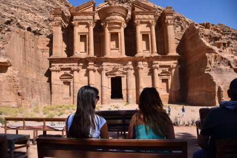 2- Day Petra Overnight Tour From Amman