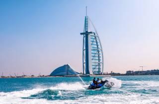 Dubai: Burj al Arab, Burj Khalifa, Marina & Atlantis Jetski