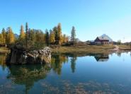Cortina: Private Ganztageswanderung durch die Dolomiten