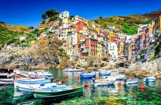 Ab Florenz: Küstenschönheit − Tagestour nach Cinque Terre