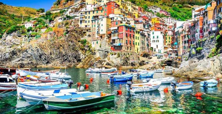 Depuis Florence: excursion de 1journée aux Cinque Terre