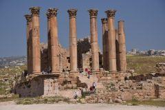 De Amã: excursão de um dia por Amã, Jerash e Mar Morto