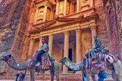 Excursão Particular 1 Dia a Petra com Traslado saindo de Amã