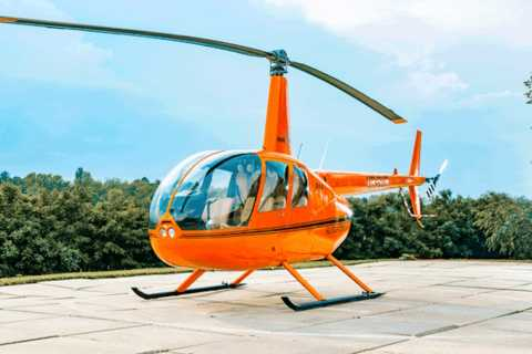 Kiev: 15-Minute Helicopter Sightseeing Tour over Kiev