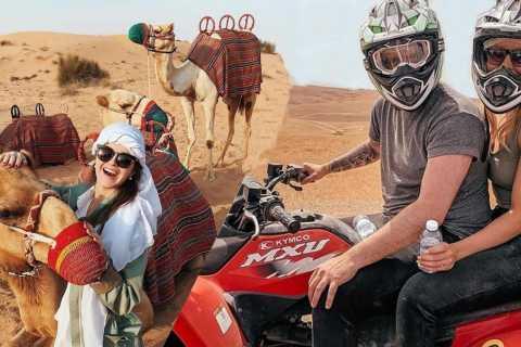 Agadir: Half-Day Dromedary and Quad Tour
