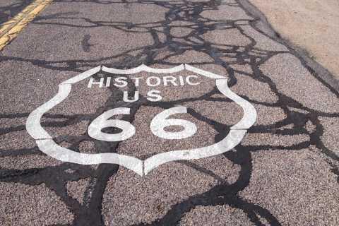 Las Vegas: Historic Route 66 Tour with Oatman & Cool Springs
