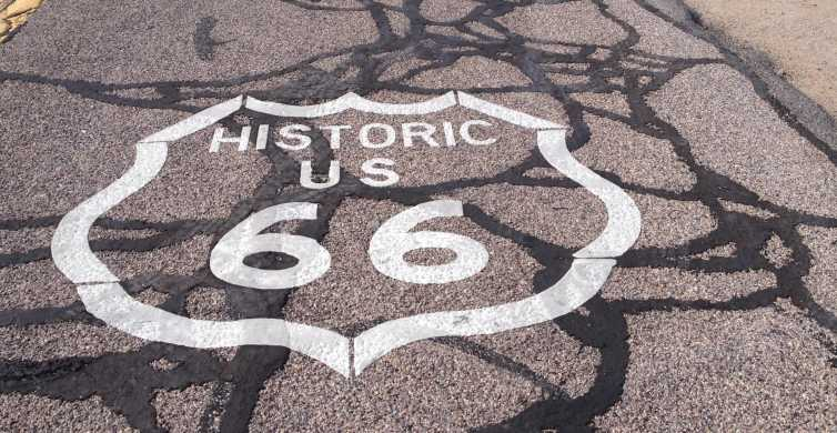 Las Vegas: Historic Route 66 Tour with Oatman & Cool Springs