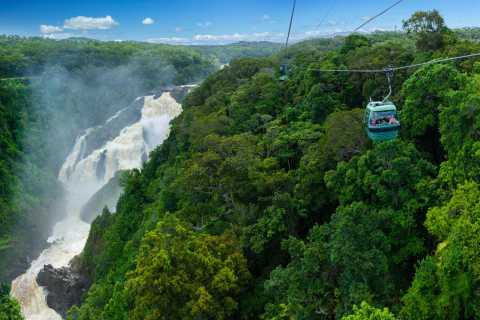 N. Queensland: Best of the Kuranda Rainforest Full-Day Tour