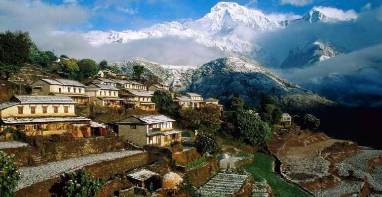 Ghandruk: 3-Day Loop Trek from Pokhara