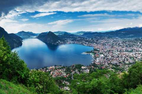 From Milan: Como, Lugano and Bellagio Full-Day Tour