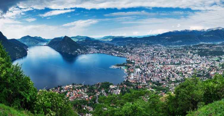 Z Mediolanu: całodniowa wycieczka do Como, Lugano i Bellagio