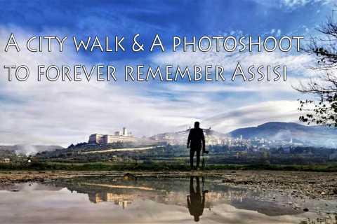 Assisi: tour a piedi guidato di 3 ore della città