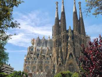 Barcelona: Sagrada Família - Kleingruppen-Expresstour