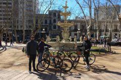 Montevidéu: Excursão de Bicicleta 3 Horas