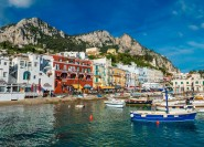 Neapel: Luxus-Tagesausflug nach Capri