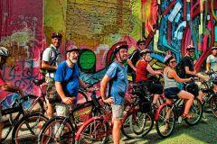 Cartagena: Excursão de Bicicleta pela Cidade