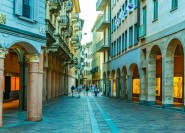 Ab Como: Tagestour Lugano und Bellagio inkl. Bootsfahrt