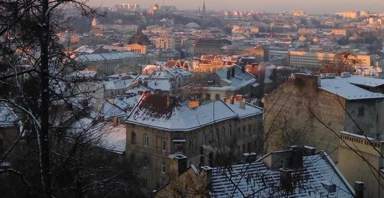Lviv: Full-Day Tour with an Expert Guide