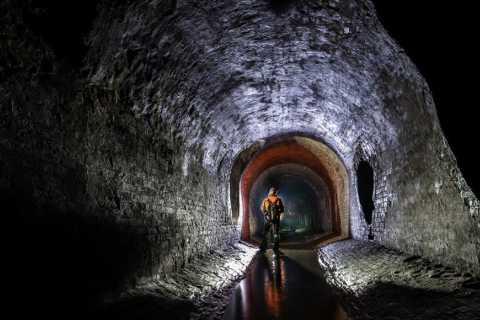 Kiev: Underground Adventure Tour