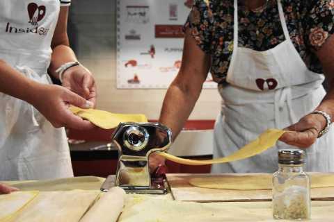 Rome: 1-Hour Pasta Class