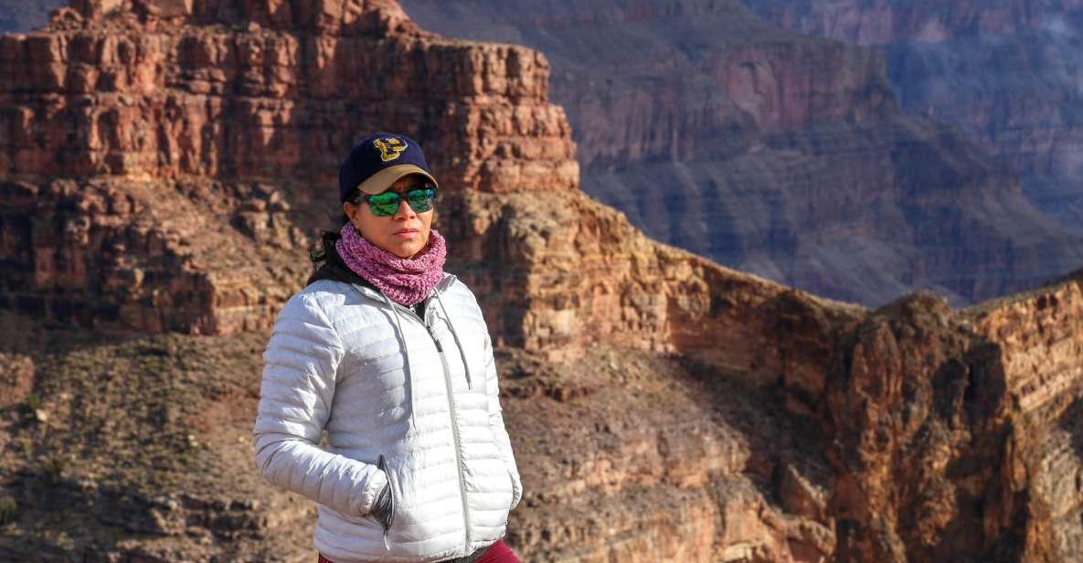 Las Vegas:tour en bus borde oeste Gran Cañón y presa Hoover