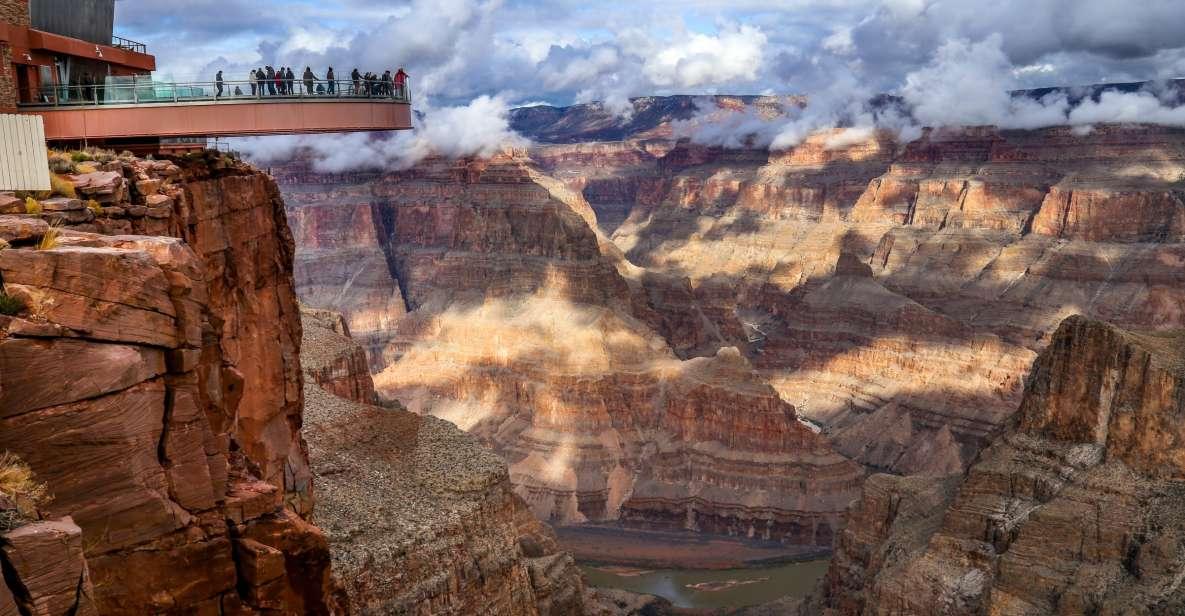 Las Vegas: excursão de ônibus do Grand Canyon West com parada na Hoover Dam