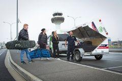 Queenstown: Transferências compartilhadas entre o aeroporto e a cidade CBD