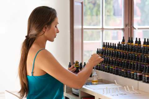 Granada: Perfume Workshop