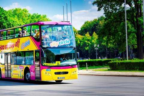 Best of Berlin: Hop-on Hop-off Bus Tour Ticket