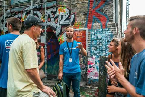 Copenhagen: Alternative 1.5-Hour Private Walking Tour