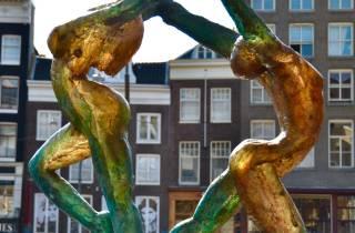 Amsterdam: Selbstgeführte Tour mit App