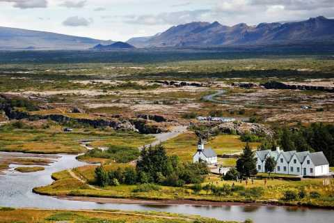 From Reykjavik: Golden Circle Private Day Tour